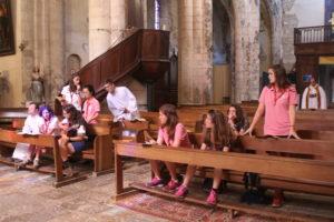 Laudes @ Église Saint Pierre de Marcilhac