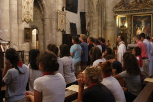 Complies @ Église Saint Pierre de Marcilhac