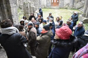 Visite Guidée @ Ruines de l'Abbaye Saint Pierre de Marcilhac
