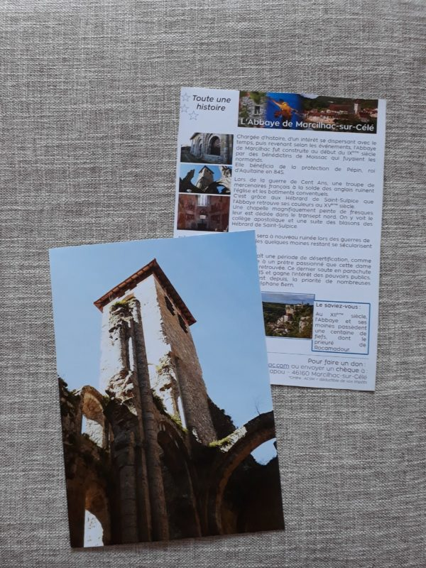 Notice Historique Abbaye Ruines