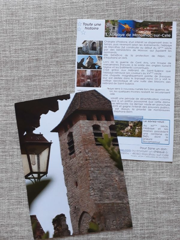 Notice historique Abbaye