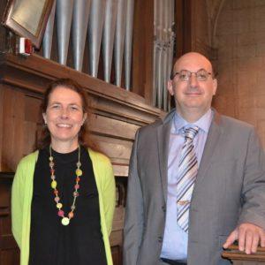 Duo orgue marcilhac