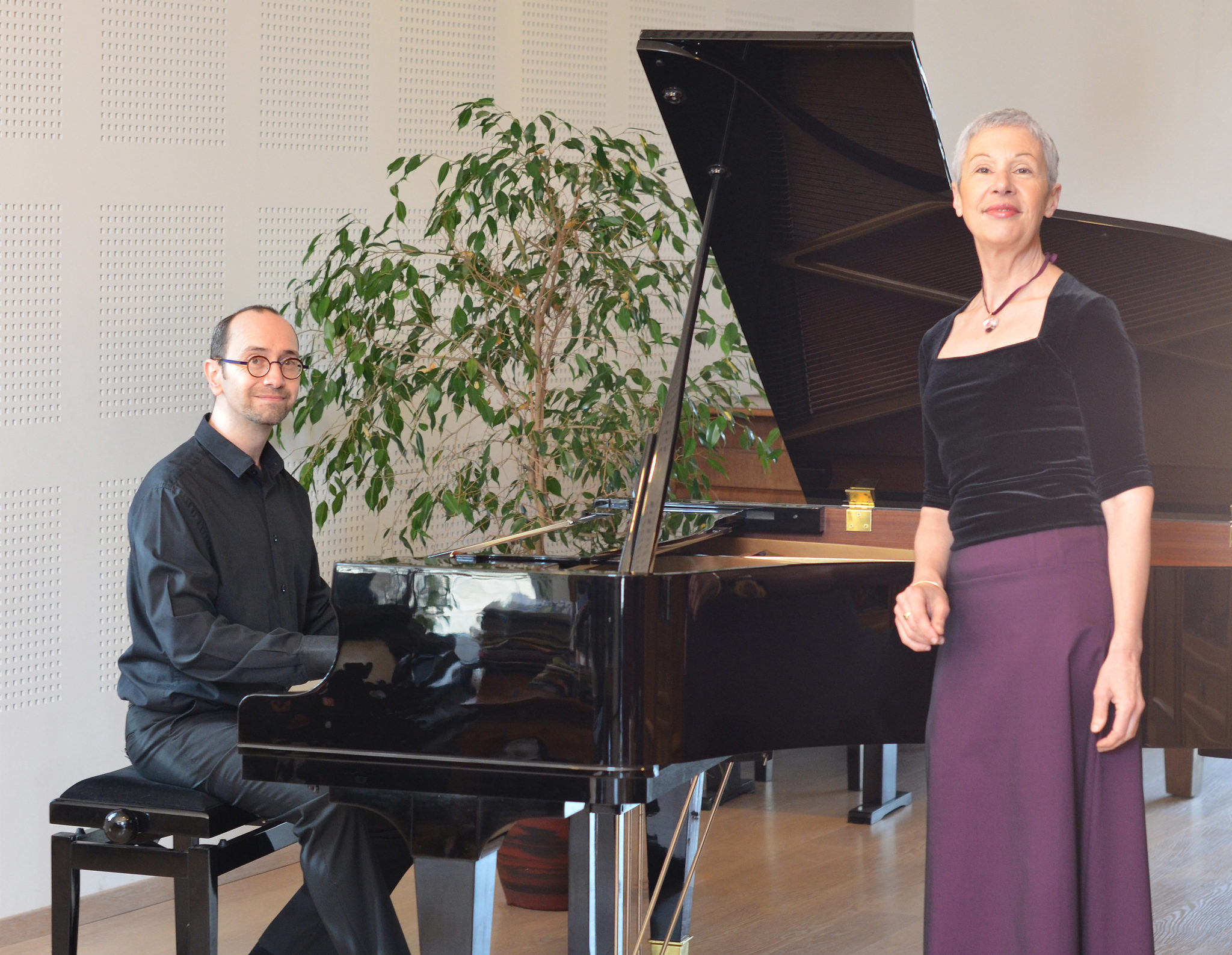 Récital piano voix