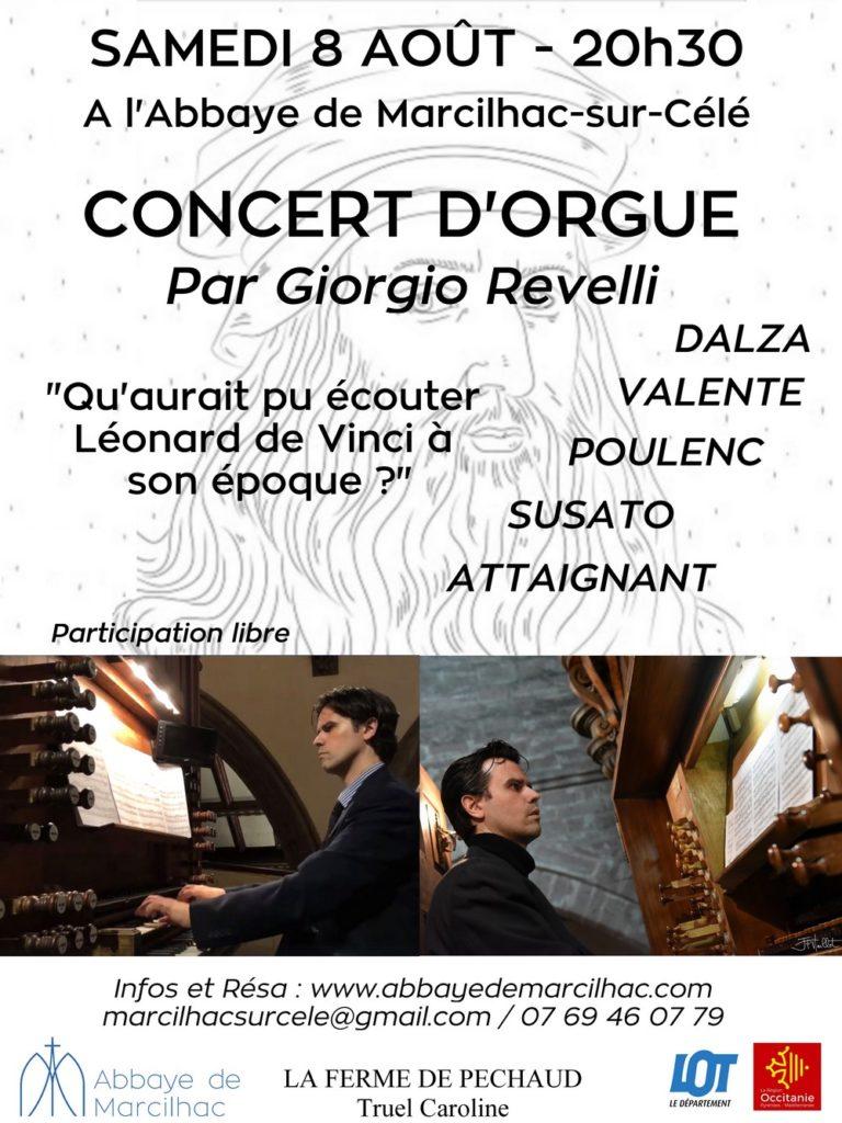 Concert Giorgio Revelli
