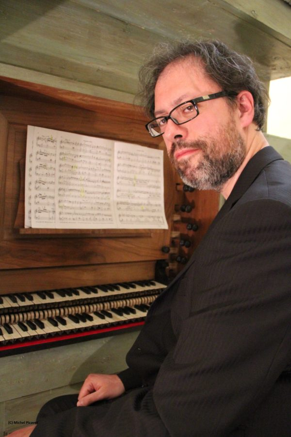 Enrico Presti Organiste