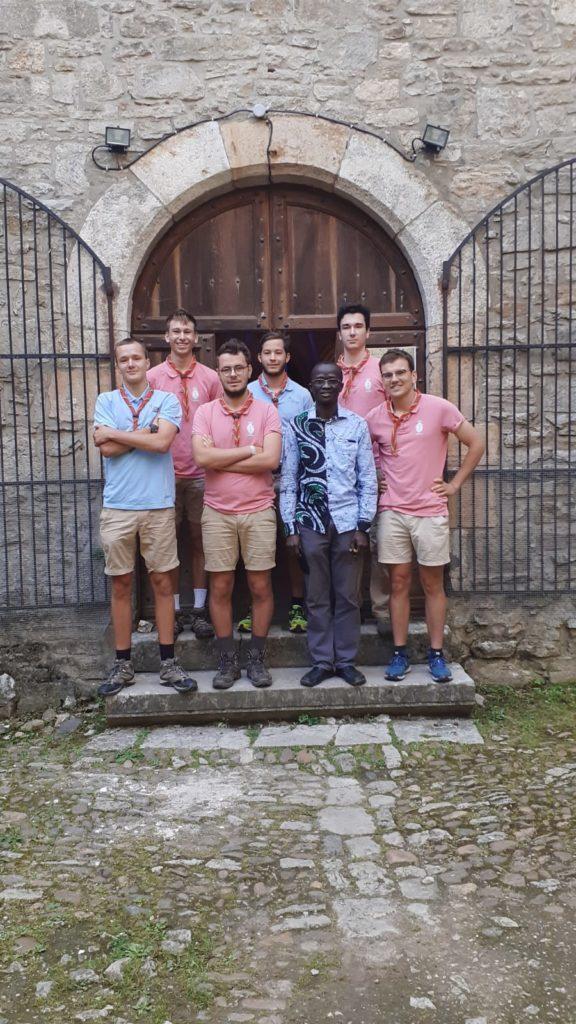 Bénévoles Scouts Marcilhac